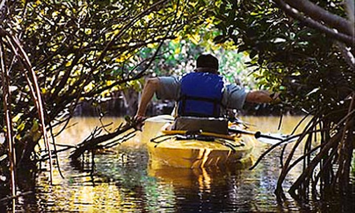 Adventure Kayak of Cocoa Beach - Cocoa Beach: Adult or Child Kayak Nature Tour from Adventure Kayak of Cocoa Beach