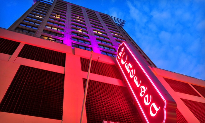 The Chelsea - Atlantic City, NJ: One-Night Stay for Up to Two in a Luxe King at The Chelsea in New Jersey