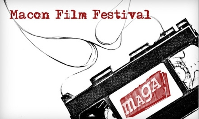 Sixth Annual Macon Film Festival - Multiple Locations: $5 for a Daytime Block Ticket to the Sixth Annual Macon Film Festival ($10 Value)