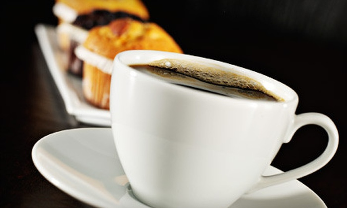 Daily Grind Coffee House & Cafe - Southwick: Sandwiches and Coffee for Two or $5 for $10 Worth of Café Fare and Drinks at Daily Grind Coffee House & Cafe in Southwick