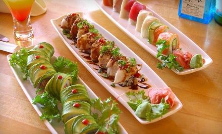 $20 Worth of Japanese Fare - Sushiism Restaurant + Social Lounge in Carrollton
