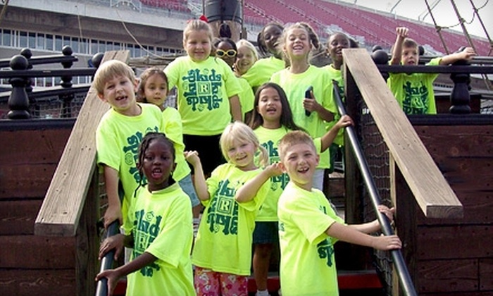 Kids 'R' Kids - Tampa Bay Area: $50 for a One-Week Summer Program at Kids 'R' Kids in Gibsonton ($190 Value)
