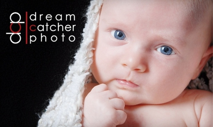 Dream Catcher Photo - Hyde Park: $49 for a Studio Photo Shoot and Photo Disc at Dream Catcher Photo ($297 Value)