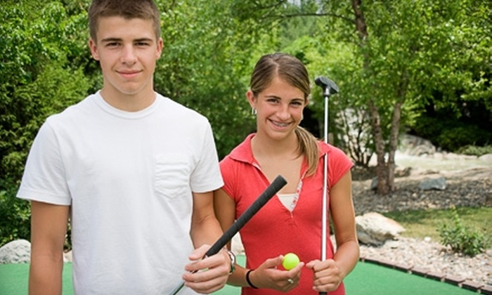 South Main Speedway - Wake Forest: $24 For Eight Total Go-Kart Races or Putt-Putt Games at South Main Speedway in Wake Forest ($48 Value)