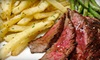 Think Tank Cambridge CLOSED - Wellington - Harrington: Globally Inspired American Cuisine with Appetizer and Entree for Two, Four, or Six at Think Tank in Cambridge (Up to 55% Off)