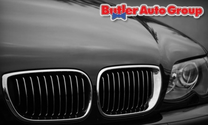 76 Off Two Butler Auto Oil Changes