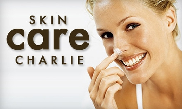 Skincare Charlie - Multiple Locations: $50 for One 90-Minute Microdermabrasion at Skincare Charlie