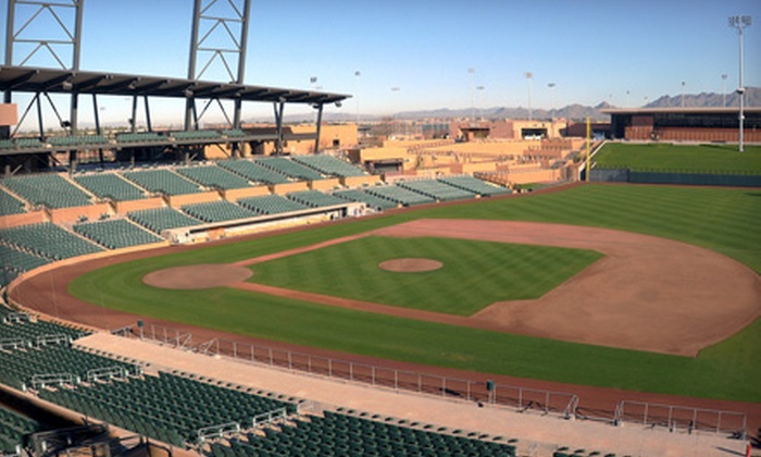 Arizona Fall League - Scottsdale: Two or Six Tickets to an Arizona Fall League Baseball Game at Salt River Fields in Scottsdale on October 5 at 6:35 p.m.