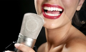 1 o 2 meses de clases de canto por 24,95 € en Alonso Martínez
