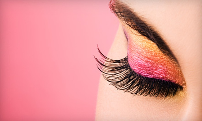 Blisstik Studio - Greeley: Feather Hair Extensions or Eyelash Extensions at Blisstik Studio in Greeley