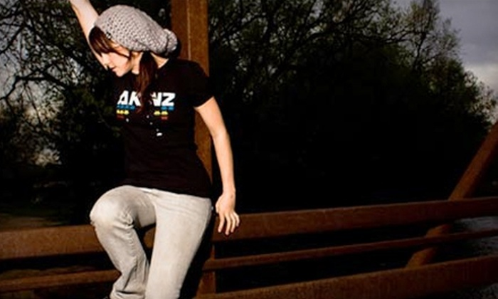 Akinz: $20 for $40 Worth of T-Shirts, Beanies, Hoodies, and Accessories from Akinz
