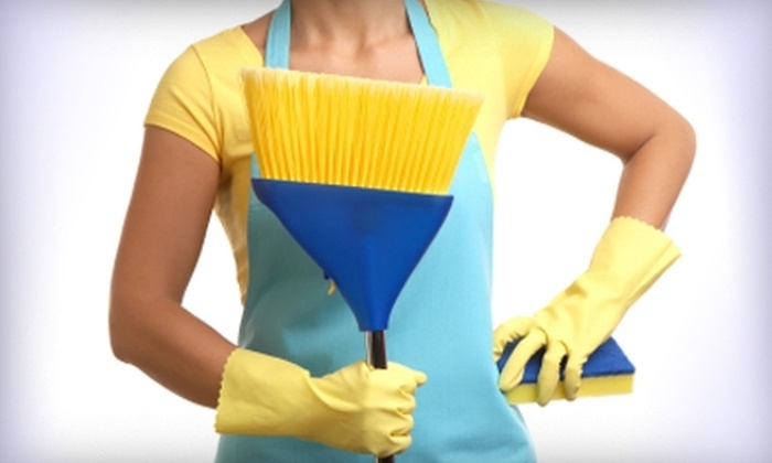 Maid for Your Needs - New Castle: $50 for Two Hours of Interior-House-Cleaning Services from Maid for Your Needs ($100 Value)