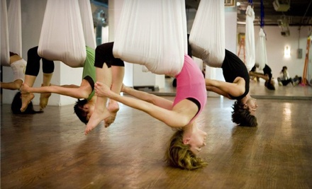 5 Fitness and Yoga Classes (a $90 value) - The Fitness Loft in Manhasset