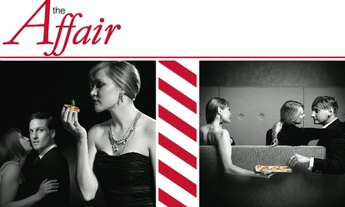 The Affair - Minneapolis / St Paul: $12 Tickets to the Expo at the Affair ($25 Value). Buy Here for Saturday, November 7. See Below for Sunday, November 8.