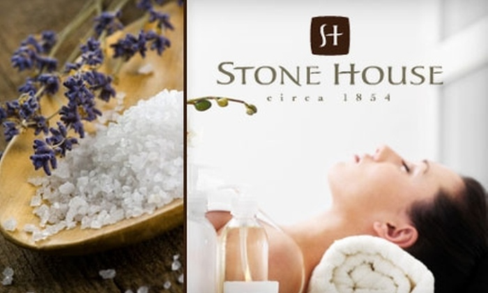 Stone House Spa - Little Compton: $50 for $100 Worth of Spa Services at Stone House Spa in Little Compton