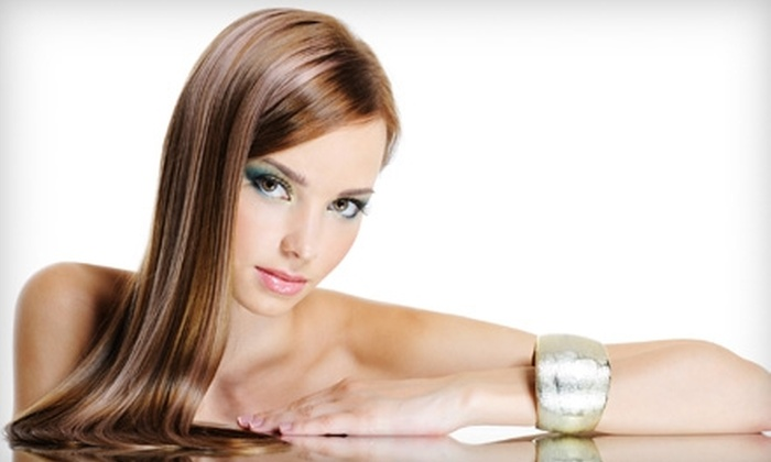 5th Avenue Salon and Spa - Norridge: $125 for a Keratin Hair Treatment with Collagen at 5th Avenue Salon & Spa in Norridge ($300 Value)