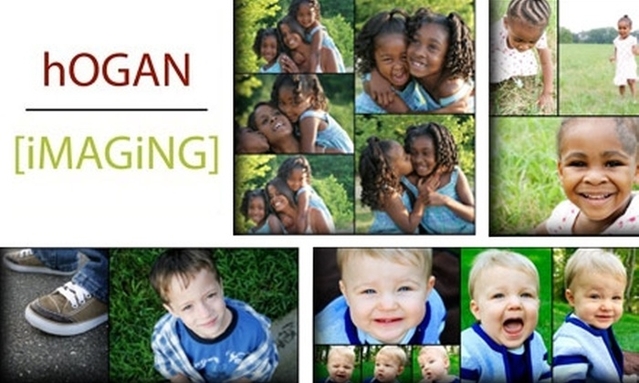 Hogan Imaging - Charlotte: $30 for Photo Shoot and $25 Worth of Prints from Hogan Imaging