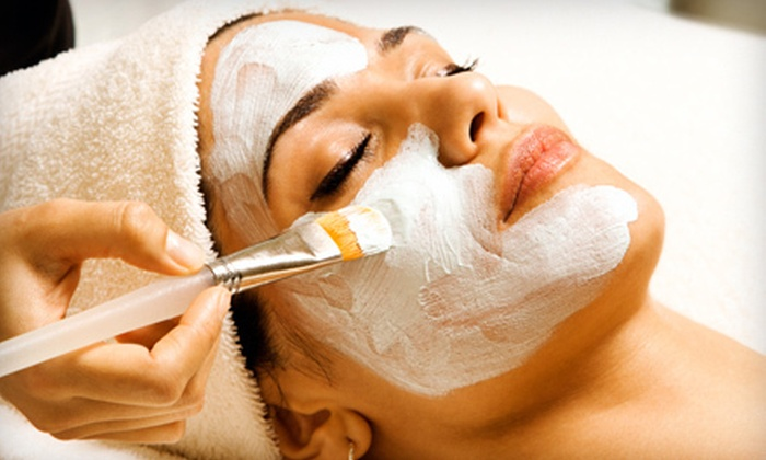 Sapphire Beauty Salon - Tottenville: One or Three Facials at Sapphire Beauty Salon in Morganville (Up to 63% Off)