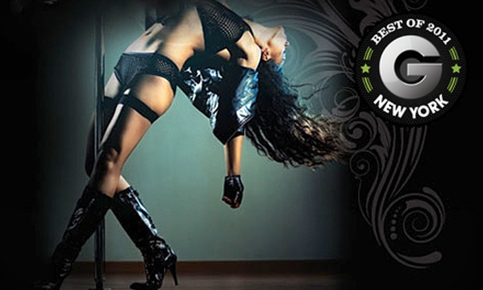 LeFemme Suite - Harlem: $29 for Three Pole-Dancing Classes at LeFemme Suite ($75 Value)