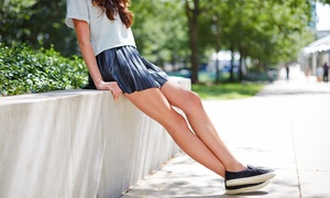 One, Three, Or Six Laser Hair-removal Treatments At Four Seasons Laser Center (up To 87% Off)