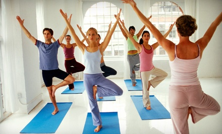 8 Yoga Classes (an $80 value) - Urban Lotus Yoga in Chicago
