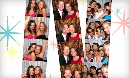 3-Hour Photo-Booth Rental Package (a $950 value) - Candid Photo Booth Company in