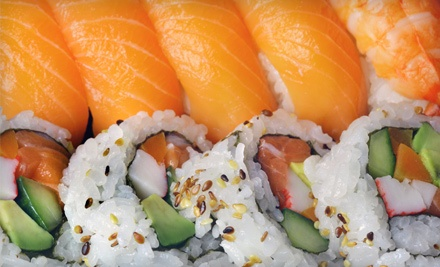 $12 Groupon Valid Only for Lunch - O'Hana Japanese Steakhouse & Sushi Bar in Lubbock