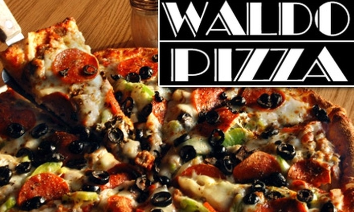 Waldo Pizza - Rollins Meadows Business Park: $10 for $20 Worth of Pizza, Pasta, Beverages, and More at Waldo Pizza