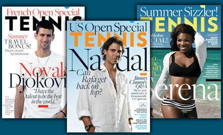 Tennis Magazine - Tennis Magazine in