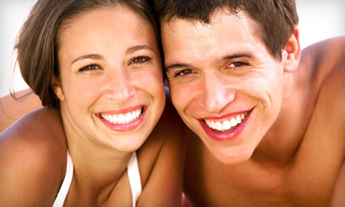 Center for Dental Implants of South Florida - Miami: $89 for In-Office Zoom! Teeth-Whitening and Dental-Care Package at Center for Dental Implants of South Florida in Aventura ($644 Value)
