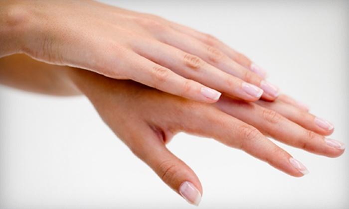 Venus Salon and Day Spa - Phoenix: Gel Manicure, a Chocolate-Cherry Pedicure, or Massage at Venus Salon and Day Spa in Phoenix