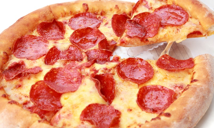 Nick's Pizza & Beef - Nick's pizza & beef: Three $10 Groupons for Pizza, Sandwiches, and Beef or $50 Worth of Catering at Nick's Pizza & Beef (Half Off)