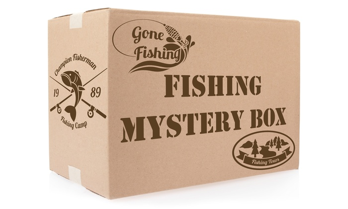 fishing mystery box groupon goods