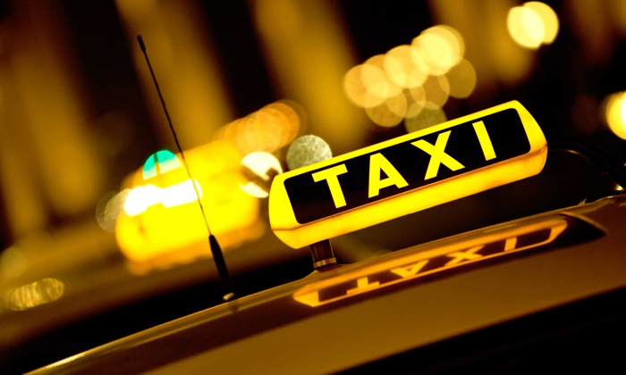 Dulles Express Cab - Lansdowne On The Potomac: $6 for $10 Worth of Taxi Services — Dulles Express Cab