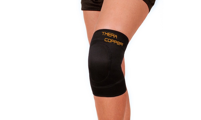 ef278b2d2d Thera Copper Ankle, Knee, and Elbow Sleeves (3-Pack) | Groupon