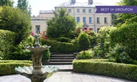 Cork: 1 or 2 Nights for Two with Breakfast and Option for Prosecco at The Maryborough Hotel and Spa