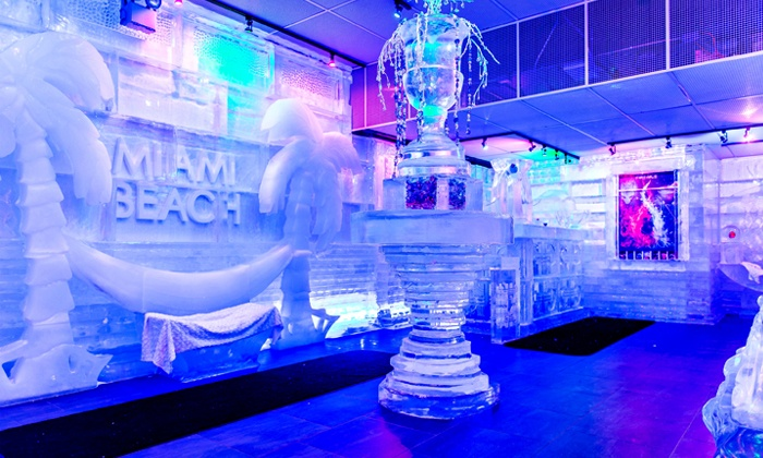 Packages at Drinkhouse Fire and Ice Bar (Up to 53% Off). Choose from Four Options.