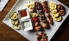 Yuzu - Lakewood: Yakitori Three Course Dining Experience for Two or Four at Yuzu (Up to 47% Off)