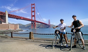 All Day Bike Rentals Or Three-hour Guided Bike Tour For Two From Bay City Bike (up To 50% Off)