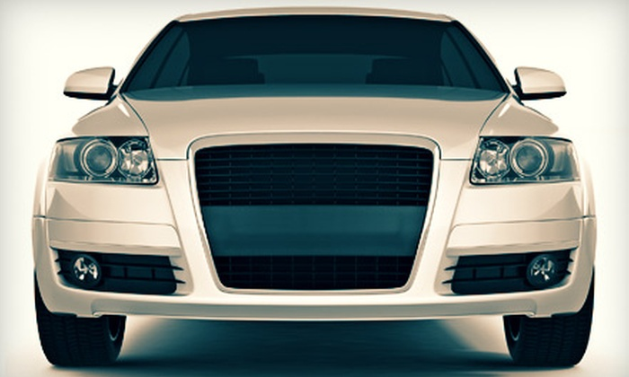 Tony's Recon - Peabody Town Center: Complete Auto Detail for a Car or for a Truck or SUV at Tony's Recon (Up to 60% Off)
