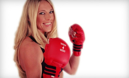 10 Kickboxing Fitness Classes (a $250 value) - USA Karate & Fitness in Springfield