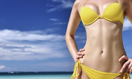 One or Three Groupons, Each Good for One Brazilian Wax and One Brow Shaping at Diplomat Hair Salon (Up to Half Off)