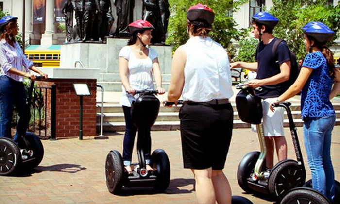 Wheel Fun Rentals - Pismo Beach: One-Hour Segway Rental for One or Two from Wheel Fun Rentals (Up to 53% Off)