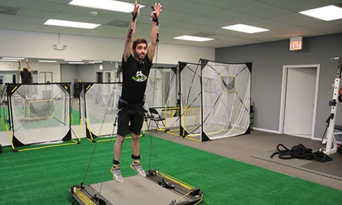 360 Athlete - Glenview: $49 for One Month of 360 Protocol Fitness Training at 360 Athlete ($300 Value)