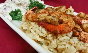 American Cuisine for Two or Four at Katella Grill (40% Off)