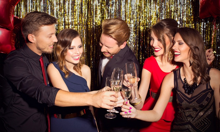 CityFam - Luckie's Tavern: Admission for One or Two to the Enchantment Under the Sea Valentine's Dance from CityFam (Up to 42% Off)