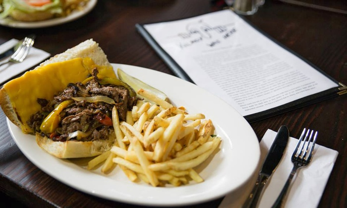 Kilroy's Sports Bar - Carlstadt: Pub Food for Dinner or Lunch at Kilroy's Sports Bar (45% Off). Three Options Available.