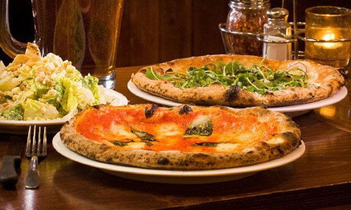 Antica Pizzeria Fellini - Downtown Royal Oak: $10 for $20 Worth of Italian Food and Drinks at Antica Pizzeria Fellini