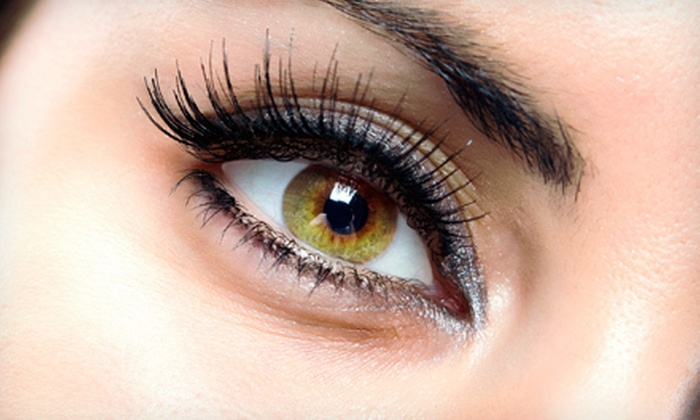 Bodies On The Go - Rural Burlington: Permanent Upper and Lower Eyeliner or Permanent Eyebrow Makeup at Bodies on the Go (Up to 79% Off)