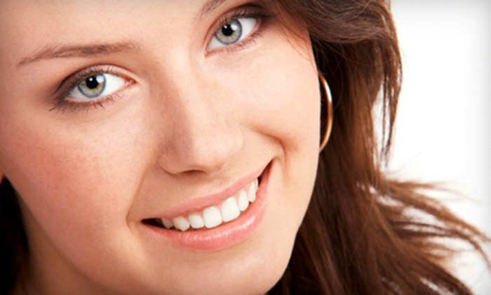 New Image Dentistry - Oklahoma City Northwest: $69 for Dental Package with an Exam, X-rays, Cleaning, and Whitening Kit at New Image Dentistry (Up to $317 Value)
